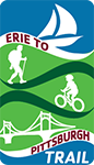 Erie to Pittsburgh logo